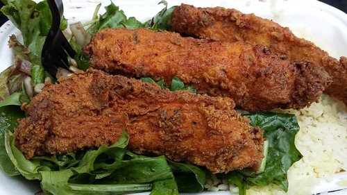 Whole Time Chicken Fried Chicken Food Carts Portland