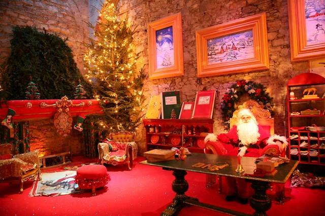 casa di Babbo Natale a Rovaniemi