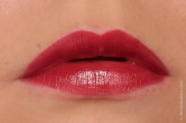 07 Dior Rouge 977 Pied de Poule swatches lips