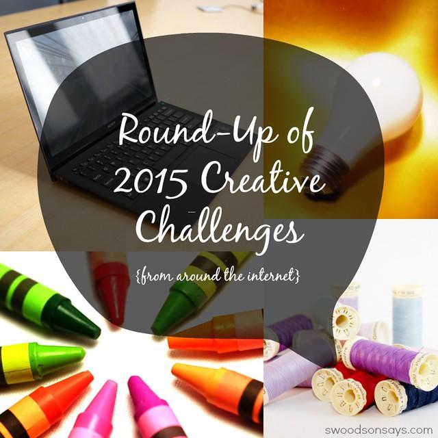 2015 Creative Challenges