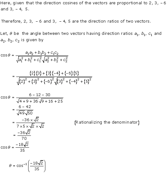 RD Sharma Class 12 Solutions Free Online Chapter 27 Ex 27.1 Q2
