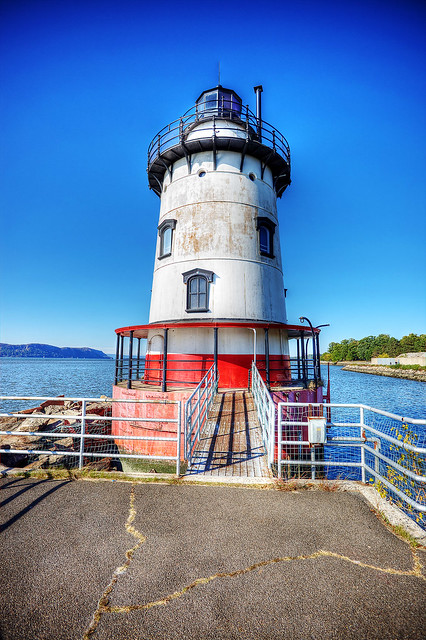 Kingsland Point Light, Sleepy Hollow, NY.