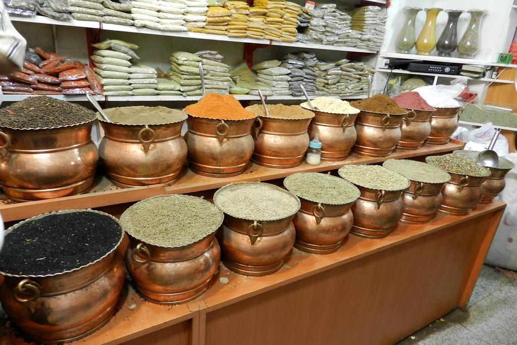Bazar Kerman Irán 09