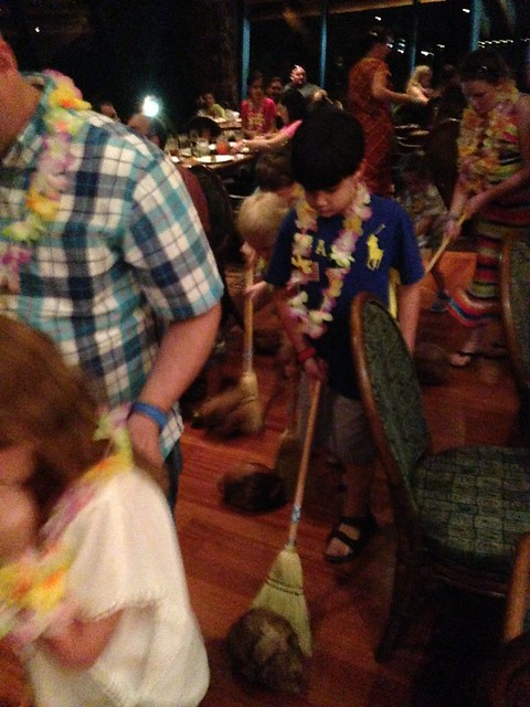 O'hana at the Polynesian Resort WDW