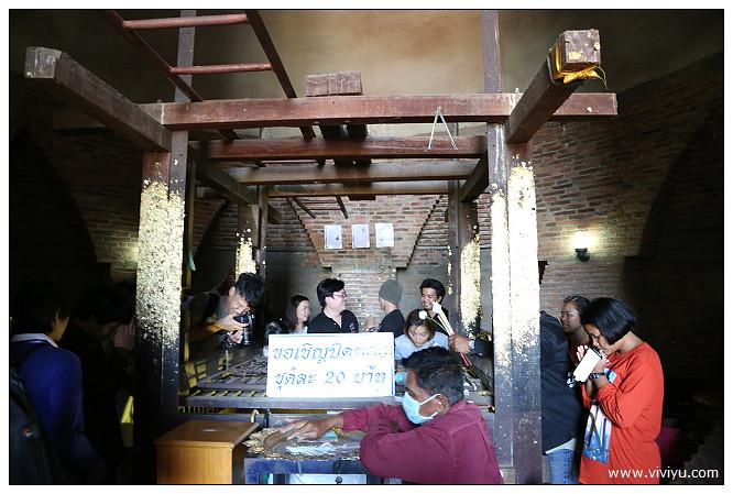 Wat Mahathat,Wat Yai Chaimongkhon,世界遺產,佛寺,大城,崖差蒙空寺,泰國,涅槃寺,瑪哈泰寺 @VIVIYU小世界