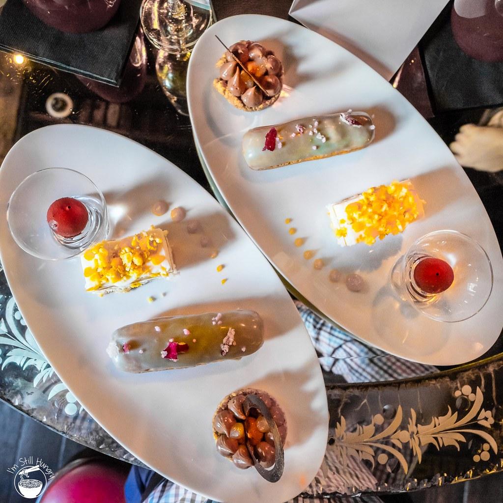 Ananas Bar and Brasserie Let's Do Dessert