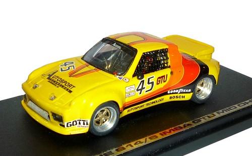 Pit Porsche 914-6 IMSA GTU