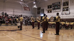 169 Oakhaven High School Drumline