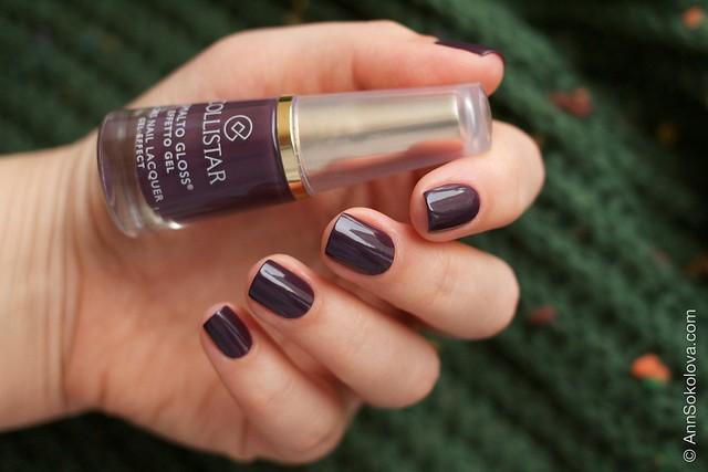 08 Collistar Gloss Nail Lacquer #563 Borgogna Anna