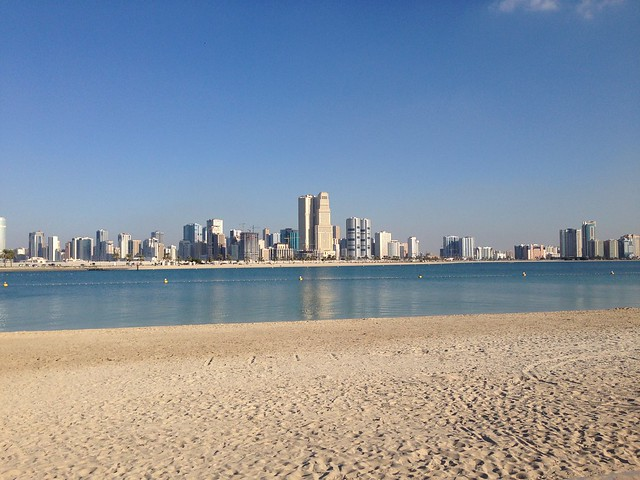 Al Mumzar Beach Park, Dubai Offbeat
