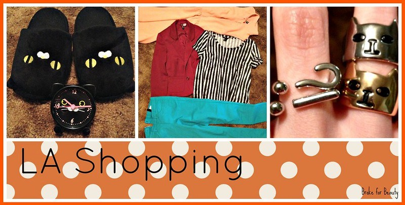 Shopping collage final