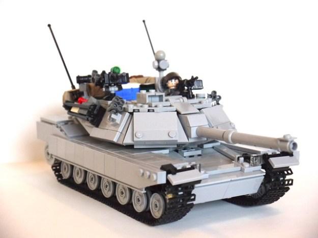 Abrams Update