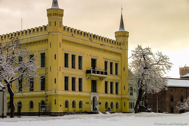 Fortaleza de Akershus-6