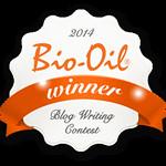 Bio Oil 2014 Blog Competition Winner