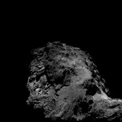 July on comet 67P