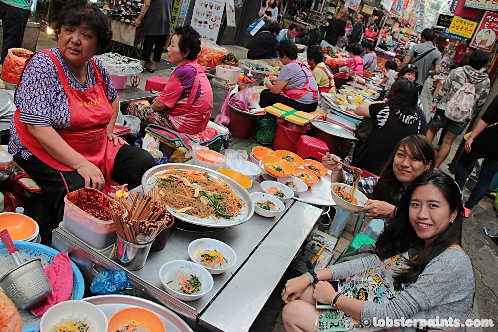 27 Sep 2014: Gukje Market Food Alley | Busan, South Korea