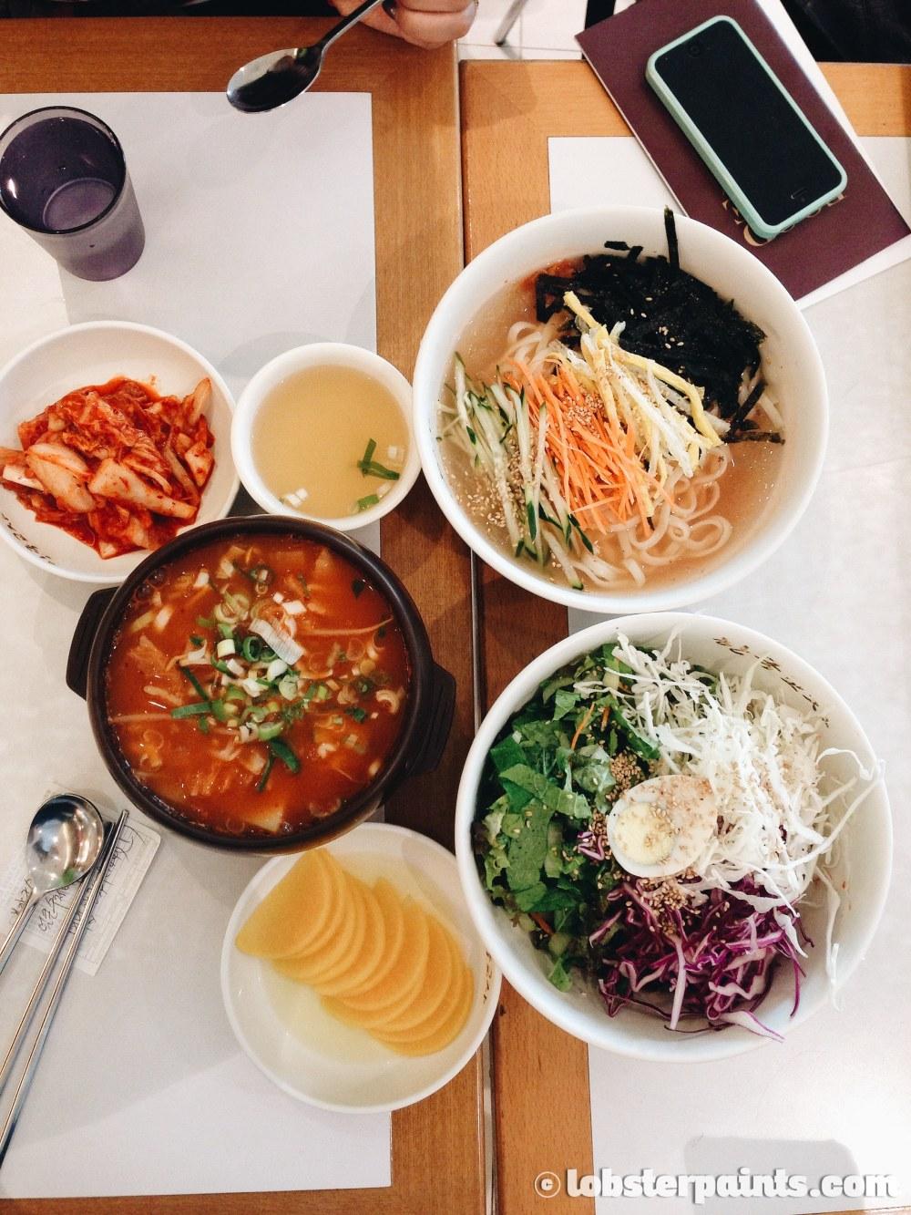 28 Sep 2014: Breakfast @ Shinsegae Centum City | Busan, South Korea
