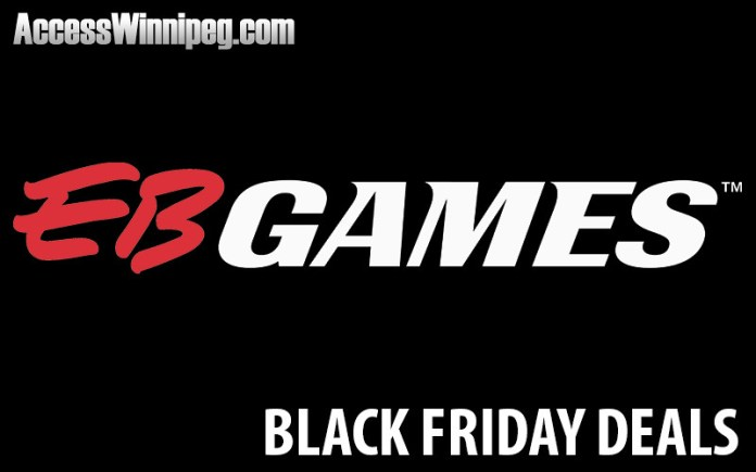 EB Games Black Friday Day Deals 2017