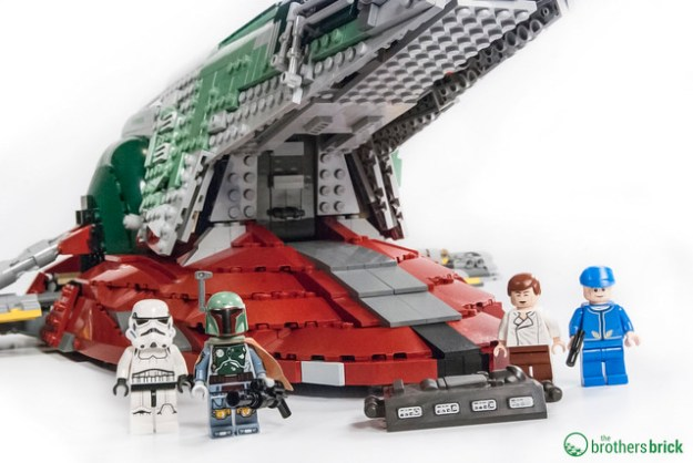 Lego Star Wars 75060 Ultimate Collectors Slave I Review The