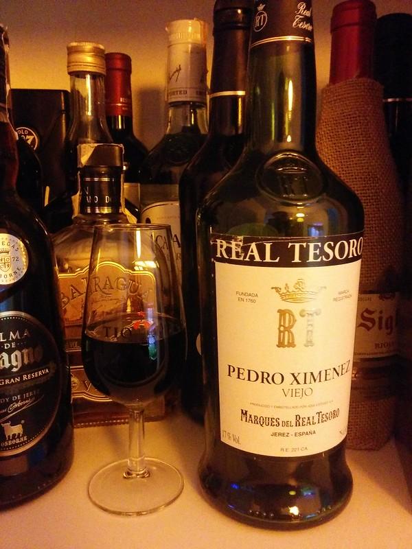 Pedro Ximenez - 1