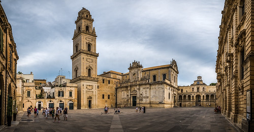Piazza del Duomo - Lecce, Italy - Travel photography