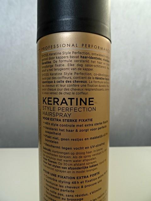 syoss keratine hairspray1