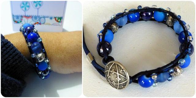 Beautiful bracelet from Teje!