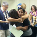 "iCAN graduate Julie Johannes hugs iCAN counselor Hieu Pham Stuart. For more information on the iCAN Kapiʻolani Community College/McKinley Community School for Adults program, go to <a href=""http://www.kapiolani.hawaii.edu/campus-life/special-programs/ican/"" rel=""nofollow"">www.kapiolani.hawaii.edu/campus-life/special-programs/ican/</a> or email ican.mcsa@gmail.com."