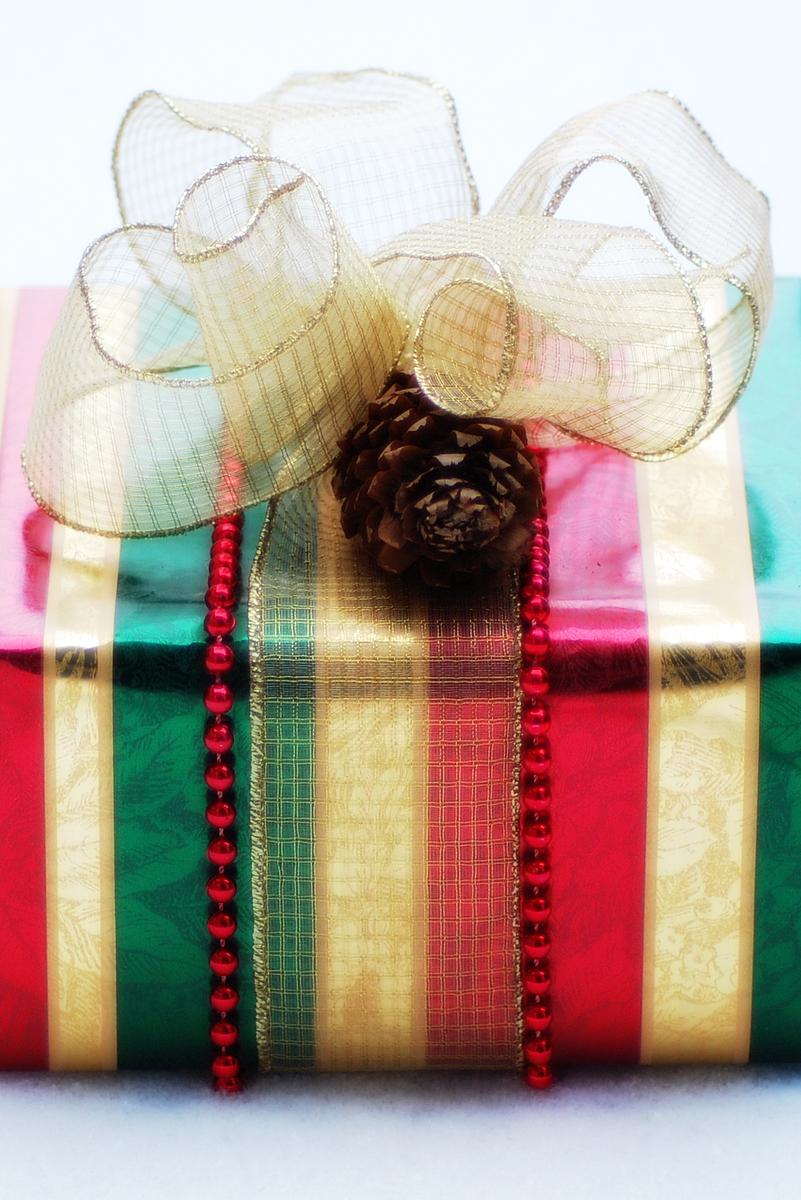 Foto gratis de un regalo
