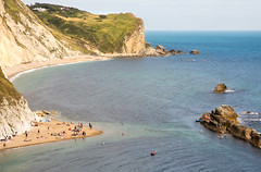 Man O'War Bay, #DurdleDoor