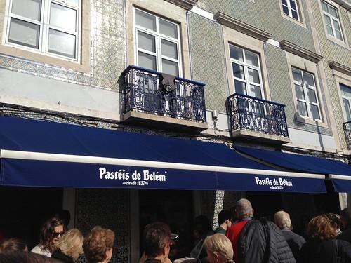 Pastéis de Belém. Lisboa