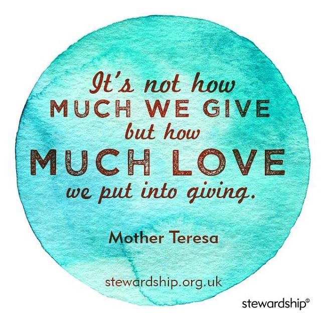 We ❤️ #givingtuesday #quote #inspiration http://ift.tt/1vbBurz