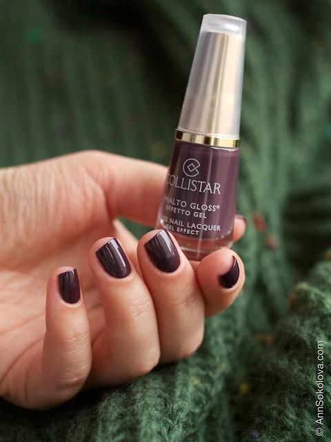 05 Collistar Gloss Nail Lacquer #563 Borgogna Anna