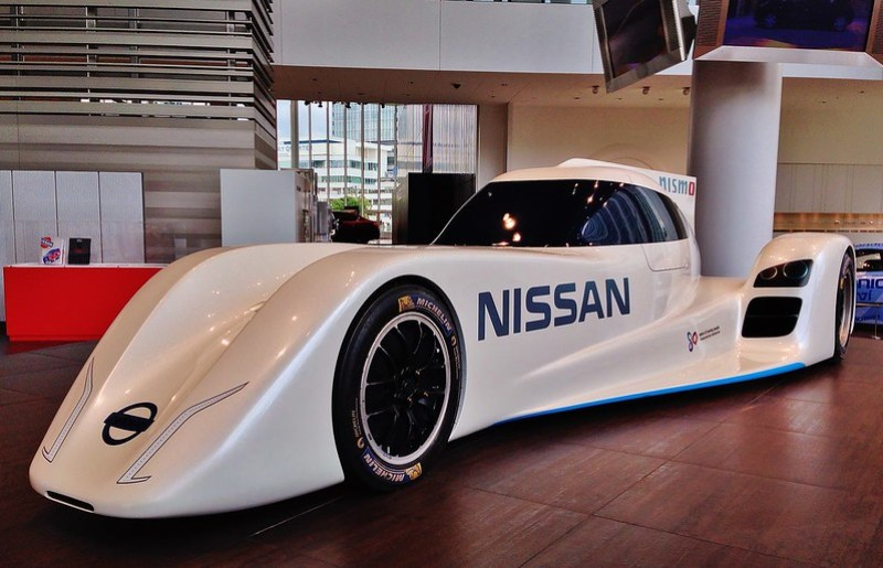 Nissan Global Headquarters Gallery