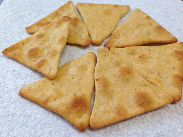 Wheat Thins Original Toasted Pita