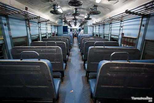 2nd Class Seat (2S)