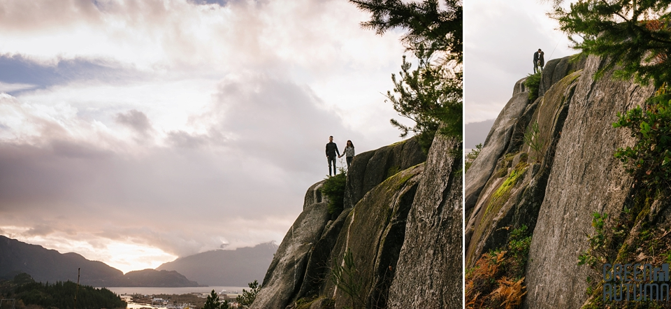 Squamish Smoke Bluffs Park Engagement Photography_0007