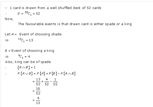 RD-Sharma-class-11 Solutions-Chapter-33-Probability-Ex-33.4-Q-8
