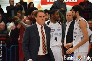 Coach Carlo Recalcati (Venezia)