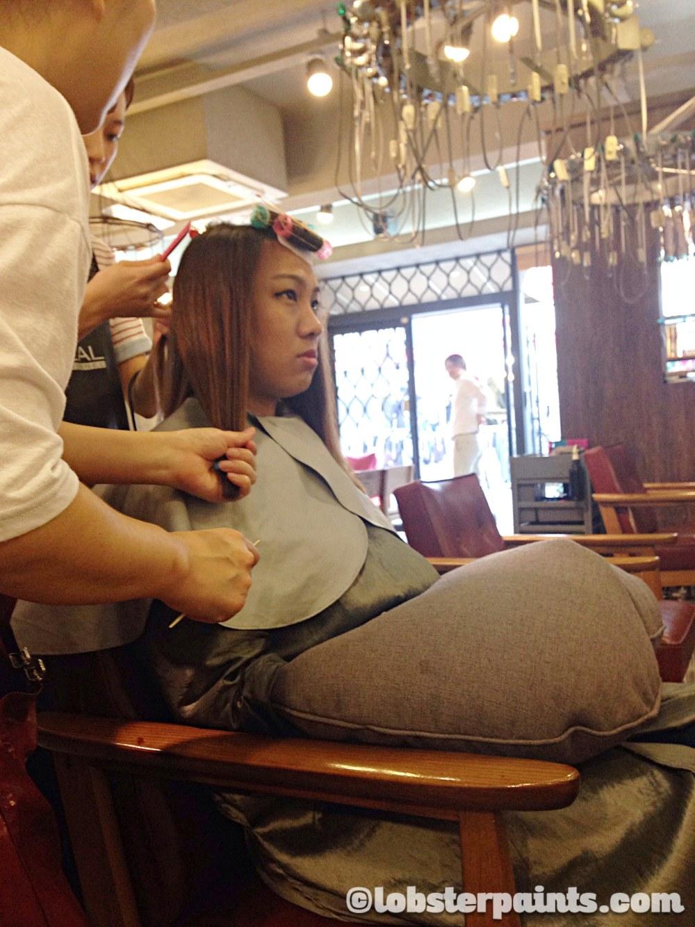 1 Oct 2014: Cecica Hair   Seoul, South Korea