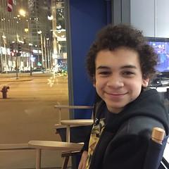 Aidan is cool.  ????