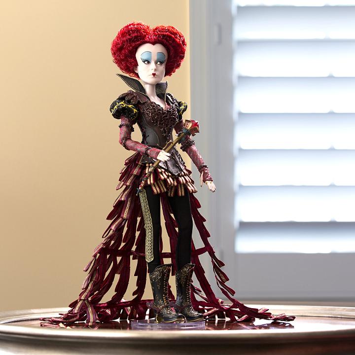 Red Queen nukke