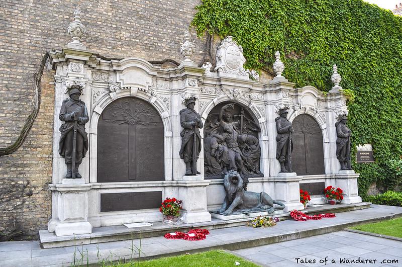 IEPER - Ypres War Victims Monument