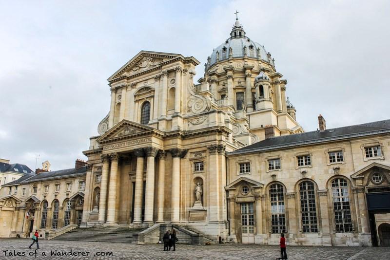 PARIS - Église du Val-de-Grâce