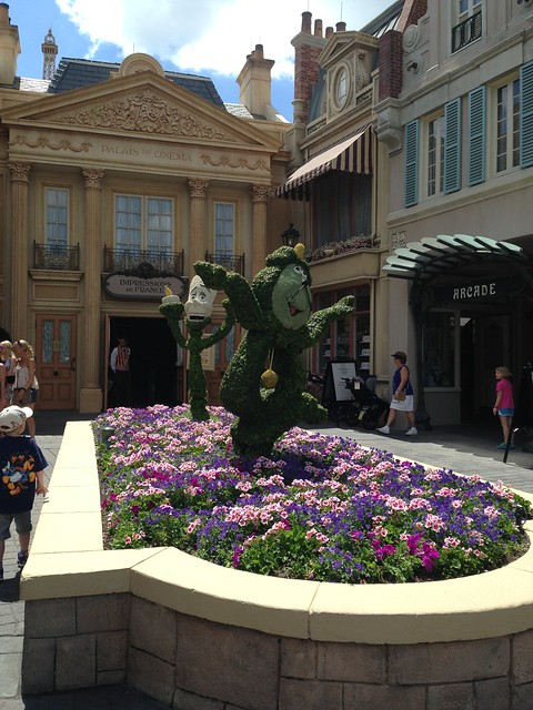 Epcot Flower and Garden Festival WDW