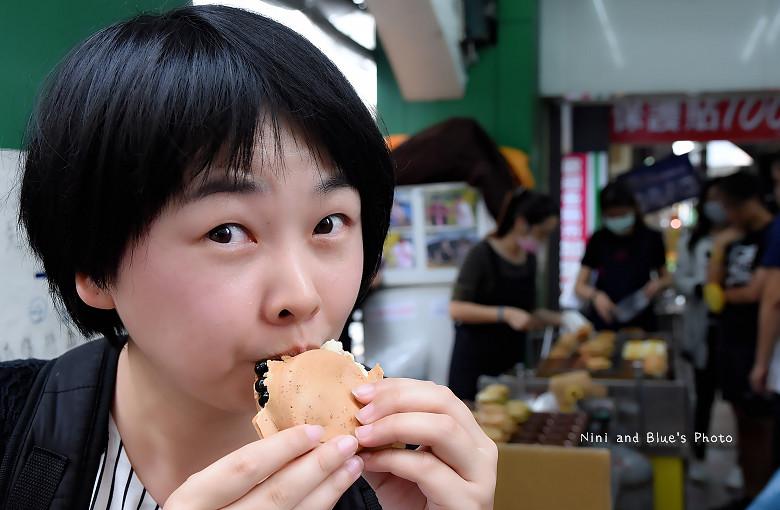 台中火車站紅豆餅Q弟紅豆餅11