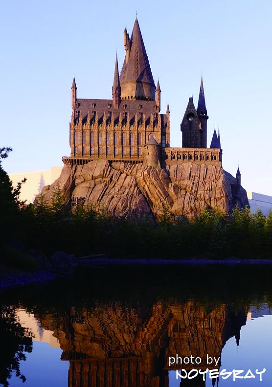 環球影城 哈利波特 霍格華茲城堡 13