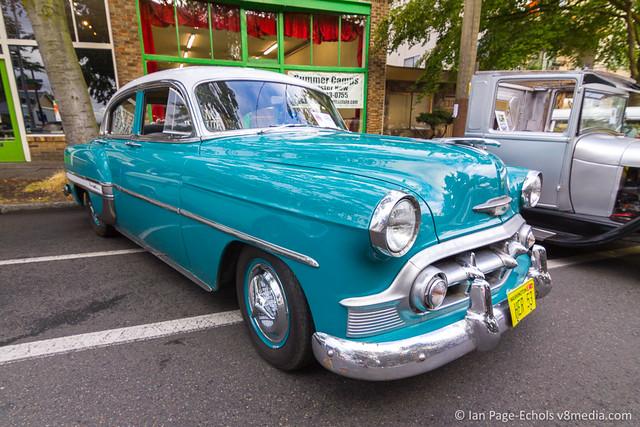 1953 Chevy Front Corner