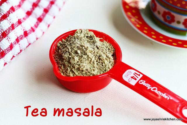 Tea-masla