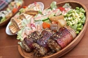 桃園桃園|まいにち。日和-日式飯糰、熱三明治、鬆餅、貝果輕食系